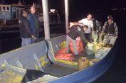 Diduga Angkut TKI Ilegal, Perahu Pancung Tak Bertuan Diamankan di Nongsa Batam