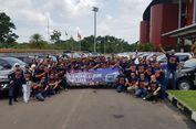 Komunitas Fortuner Eksplorasi Bumi Sriwijaya