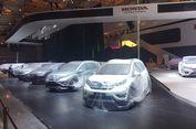 Model Baru Honda Debut Dunia di GIIAS 2018
