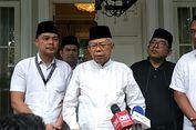 Ditanya soal Tunggakan Kasus HAM, Ma'ruf Amin Sebut Jokowi Butuh 2 Periode