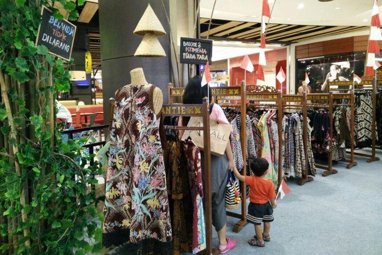 Pasar Tiban di Aeon Mal BSD