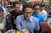 Sandiaga Tak Hadiri Syukuran Prabowo-Sandi di TMII, Mengapa?