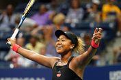 Laga Pertama Naomi Osaka Setelah Juarai US Open