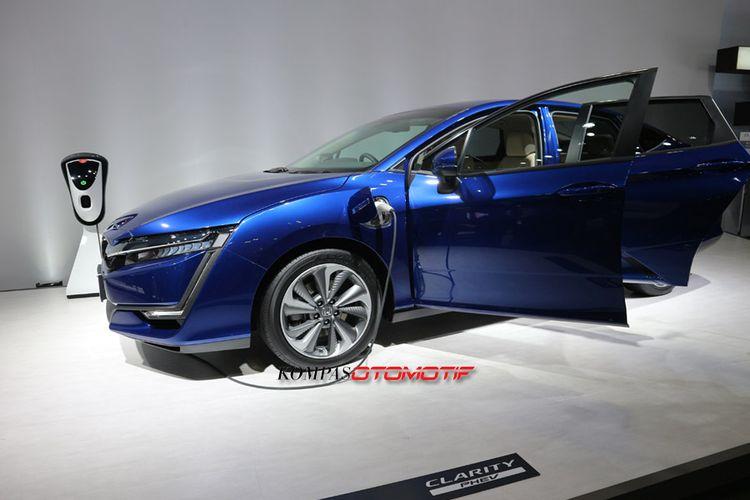 Honda Clarity PHEV di Tokyo Motor Show 2017