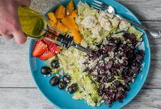 Diet Mediterania bagi Wanita, Disebut Bisa Kurangi Risiko Stroke