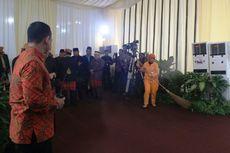 Bangganya Pasukan Kuning Bisa Dekat dengan Presiden di Pernikahan Kahiyang