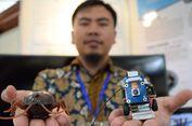 Keren, Peneliti ITB Ciptakan 'Kecoa' untuk Operasi Intelijen Senyap