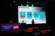 Drone dan Aplikasi Pertanian Indonesia Berlaga di Malaysia
