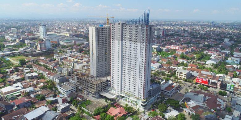 Tower pertama apartemen VidaView yang dibangun oleh Ciputra Group sudah selesai dibangun dan beroperasi dengan tingkat hunian cukup tinggi. Dari 678 unit yang sudah serah terima, sebanyak 370 unit sudah terhuni.