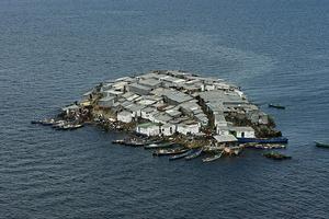 Pulau Kecil Ini Jadi Rebutan Dua Negara