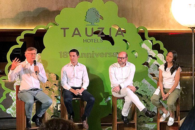 Press Conference HUT ke-18 TAUZIA Hotels
