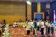 Sosialisasikan Bahaya Narkoba, Iriana Joko Widodo Kunjungi Maumere