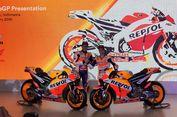 Motor Balap Marquez dan Pedrosa buat MotoGP 2018