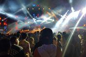 Penonton Tumpah Ruah 'Ajojing' di DWP Bali