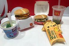 Di Mcdonalds Ada Burger Rendang hingga Soda Kedondong
