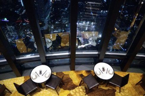 Bersantap Romantis, Ini 5 Restoran di Atap Gedung Jakarta
