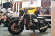 SM Sport RE3, Cafe Racer Pabrikan ala Motor Custom