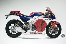 Honda RC213V-S, Moge Jalanan Rasa MotoGP