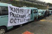 Penolakan Sopir Angkot Tanah Abang di Tengah Keuntungan OK Otrip