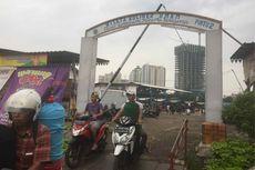 Mapolres Jakarta Pusat Akan Dibangun di Lenggang Kemayoran, Polisi Minta Pedagang Direlokasi
