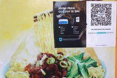 Makan di Warteg Ini Bisa Bayar Pakai Go-Pay, tetapi Pembeli Masih Terbiasa Tunai