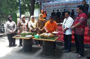 'Setelah Tumpeng Dipotong, Semoga Tak Ada Sampah di Kali Surabaya'