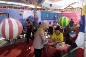 Panitia Pilkada Jateng Keliling Kampung Ingatkan Warga Nyoblos di TPS