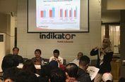 Survei Indikator: PPP dan Hanura Paling Tak Solid Dukung Jokowi-Ma'ruf