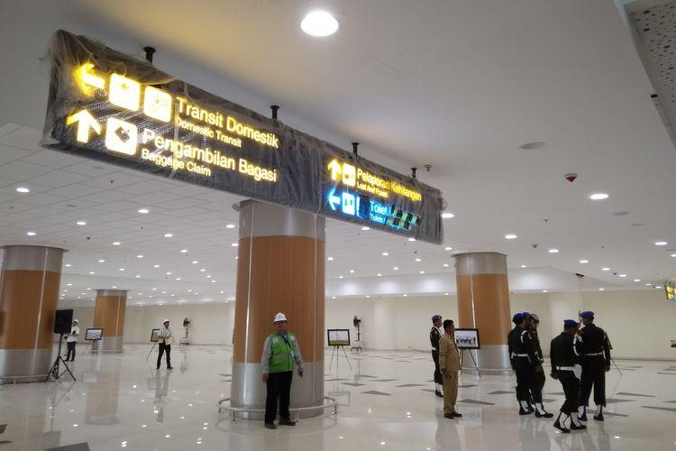 Pada Selasa, (17/4/2018), progres pembangunan Bandara Kertajati telah mencapai 96 persen dan siap dipublikasikan ke bandara-bandara di seluruh dunia pada, Kamis (24/5/2018).