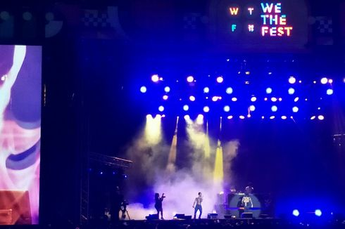 Rae Sremmurd, Pemungkas We The Fest 2019