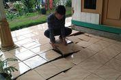 Fenomena Tanah Bergerak, BPBD Imbau Warga Nyalindung, Sukabumi, Tetap Waspada