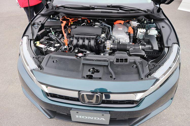 Mesin Honda Clarity