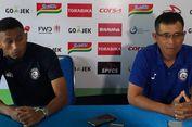 Arema FC Jadikan Keterpurukan sebagai Motivasi Saat Jamu Persipura