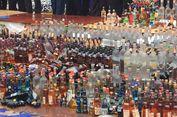 Bea Cukai Surakarta Sita 160 Botol 'Liquid Vapor' Ilegal