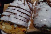 Kehangatan Natal dalam Kue Batang Kayu Yule Log