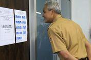 Ganjar Pranowo Pastikan UNBK Hari Pertama Berjalan Lancar