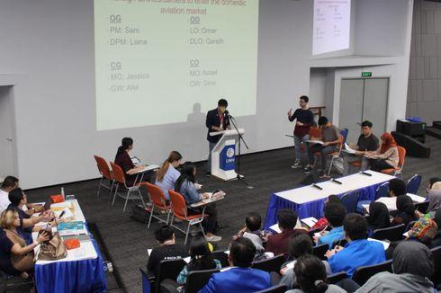 LLDikti Gelar Seleksi Kompetisi Debat Bahasa Inggris Nasional