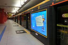 Canggih, Pintu Stasiun Metro Sao Paulo Bisa Kenali Penumpang