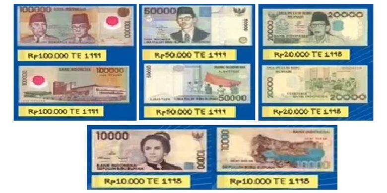 Uang pecahan Rp 100 ribu ini tidak bisa dipakai sebagai alat tukar lagi setelah 31 Desember 2018, 10 tahun sejak uang tersebut dinyatakan tidak berlaku.