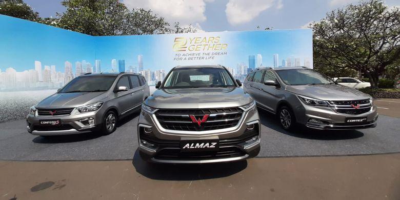 Wuling Motors berulang tahun yang ke-2 di Indonesia.