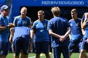 Mata-matai Korea Selatan, Pelatih Swedia Minta Maaf