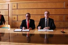 Sah, Indonesia-Swiss Jalin Kerja Sama di Bidang Ketenagakerjaan