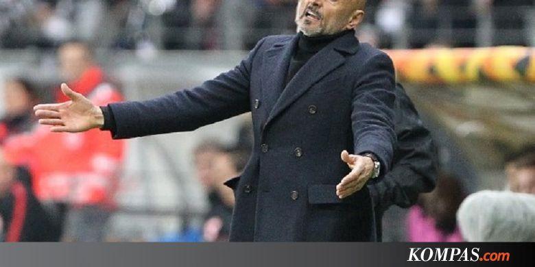 Frosinone Vs Inter, Spalletti Ingatkan Tim agar Tak Merasa Nyaman