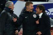 Conte Mengakui Chelsea Tak Bisa Sejajar dengan Duo Manchester