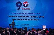 Didukung Delapan Parpol, Jokowi Bilang 'Mantablah'