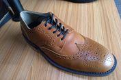 Melirik Sepatu 'Vintage' nan 'Kece' Asal Bandung, Buruan Para Milenial