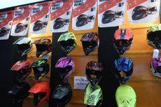 Ragam Helm yang Dicari Kolektor di IIMS 2017