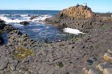 Terpecahkan, Teka-teki Kompleks Batuan Segi Enam Termegah di Dunia