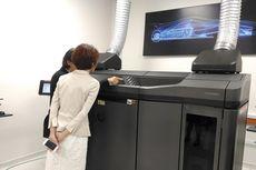 HP Gandeng DKSH untuk Pasarkan Printer 3D