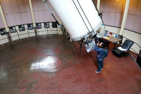 Kamis Sore, Tim Observatorium Bosscha Lakukan Pengamatan Hilal di Lembang